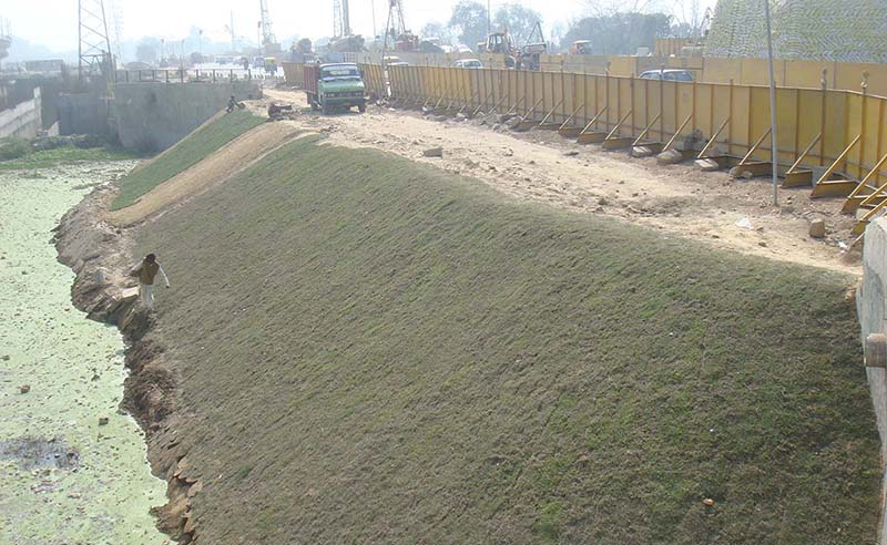 Slope Protection System