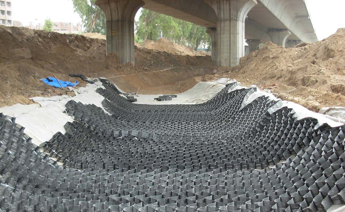 Channel Protection System & Erosion Control
